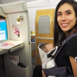 Hungry Bear's First Flight: Flying Longhaul with a Newborn