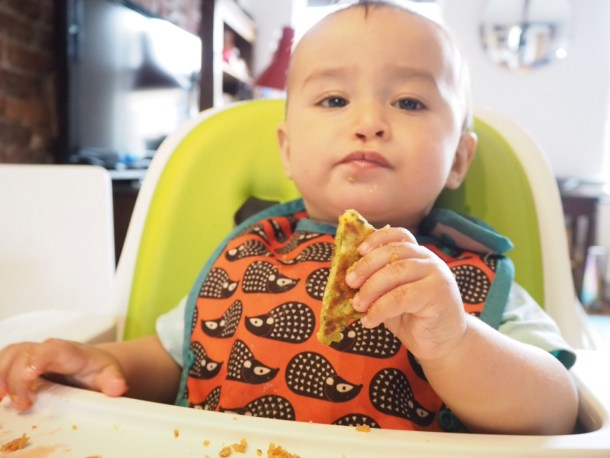 sweetcorn fritters recipe for babies