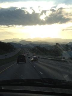 Rocky Mountains, Colorado 2012