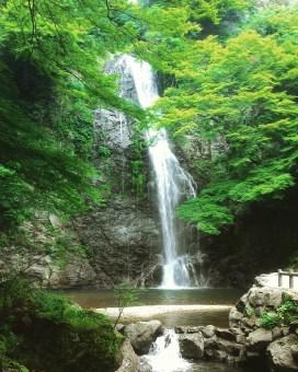Minoo falls