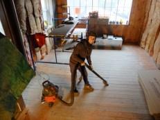 Dear sweet hardwood floors!