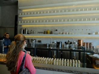 4. Samovar Tea Bar. The fanciest tea set up in the world (?!) with a pretty awesome science angle. Curio, anyone? Mission, SF.