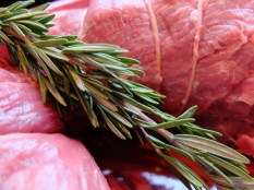 Rosemary meets meat @ Christmas