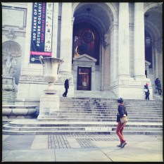 A trip to the NYC Library!
