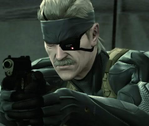 Metal Gear Solid…Snake?Snake!
