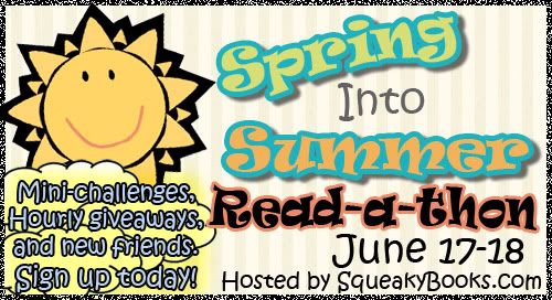 Spring into summer read-a-thon