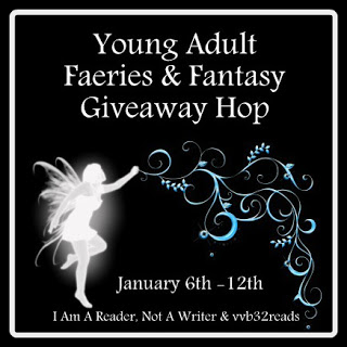 YA Faeries and Fantasy Giveaway