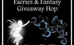 YA Faeries and Fantasy Giveaway