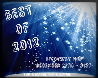 Best of 2012 Giveaway Hop