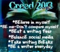 A Writer's Creed