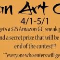 BROKEN FOREST Fan Art Contest