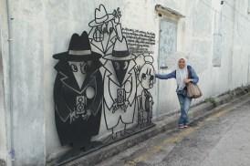 ~Street art, Penang..