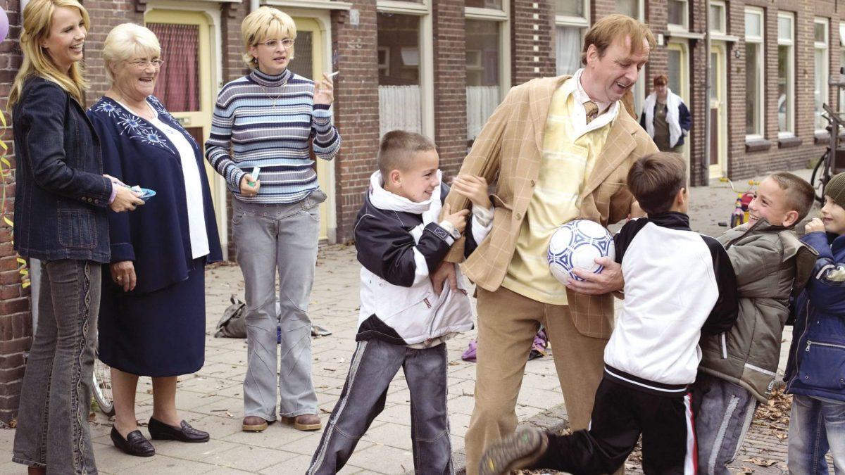 Ellis in Glamourland, Speelfilm van Pieter Kramer