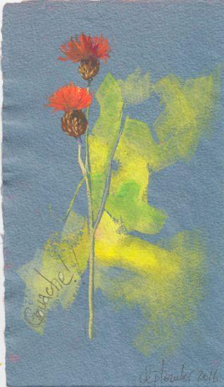 pintura de lineke