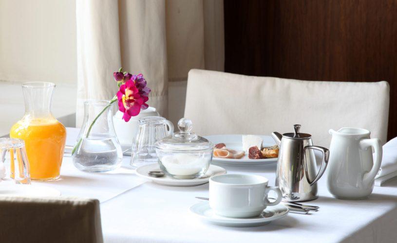 Al desayuno te invitamos. Naturaleza y relax