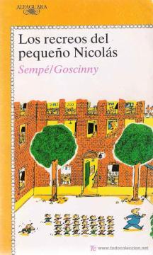 Los recreos del pequeño Nicolás