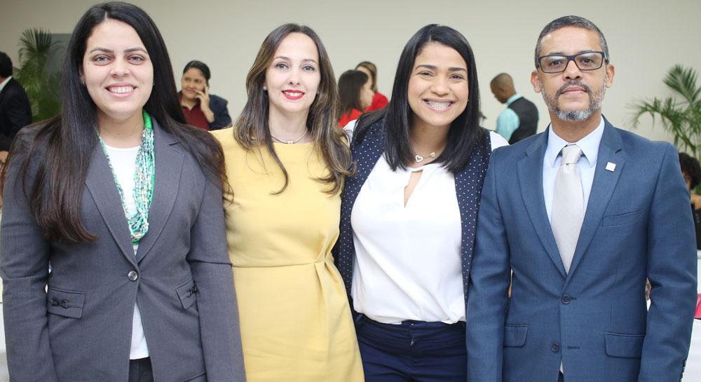 Marisleyda Gutierrez, Pamela Cruz, Pierina De Castro, Amaury Del Rosario