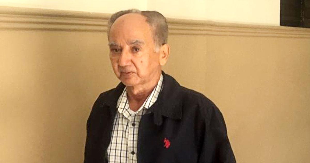 Luis Francisco Espinal, ex gerente de la sucursal San Francisco de la empresa Munné SRL.