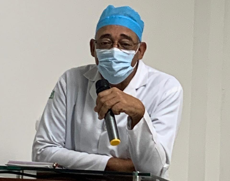 Dr. Erick Olivero