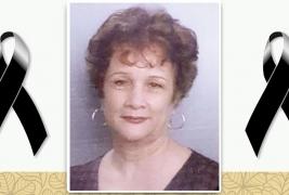 Expira la señora Ligia Taveras de Molina