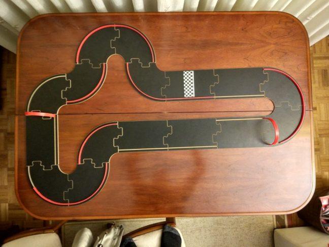 Circuito Pitchcar básico