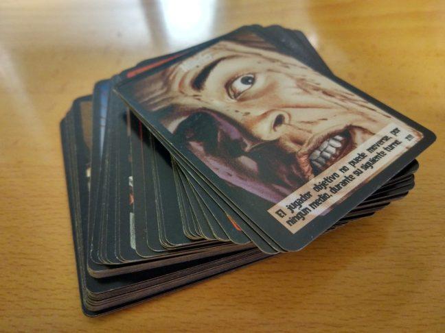 Cartas Zombies!!!
