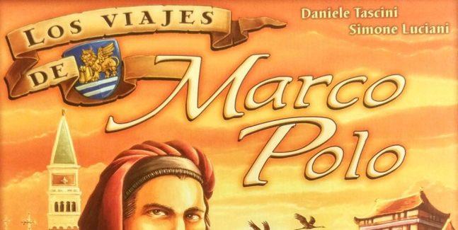 Logo de Los viajes de Marco Polo
