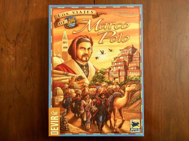 Portada de Los viajes de Marco Polo
