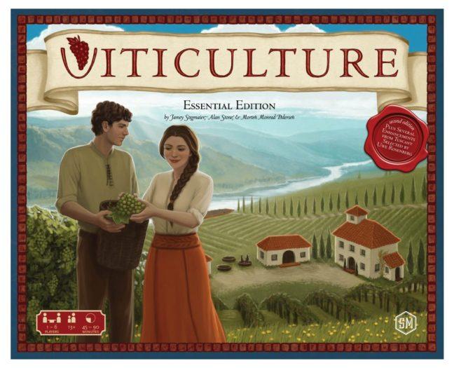 Portada Viticulture Essential Edition