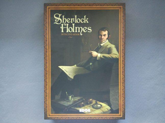 Sherlock Holmes Detective Asesor