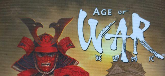 logo age of war juego de mesa