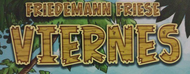 Logo Juego de Mesa Viernes