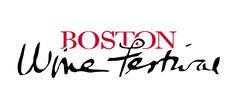 Boston Wine Festival Logo