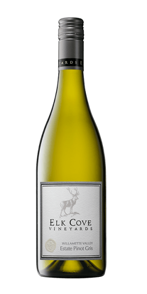 Bottle of pinot gris