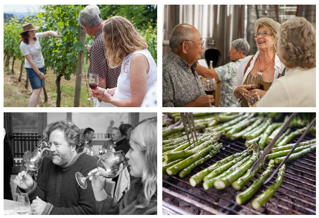 Roosevelt Club Events at Elk Cove Vineyards