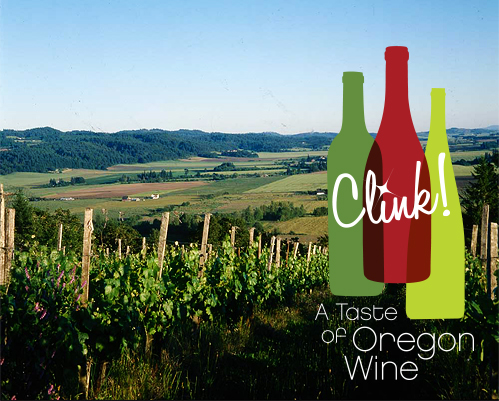 Clink! Logo and Landscape