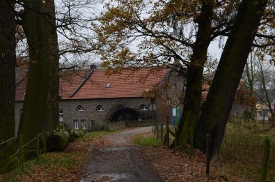 Gistapper Hof mit Mühle