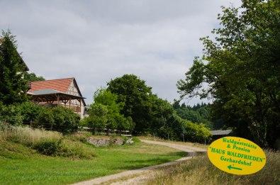 Gerhardshof und Restaurant Waldfrieden