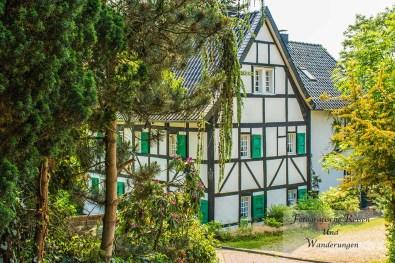 Wunderschönes Fachwerk in Leichlingen