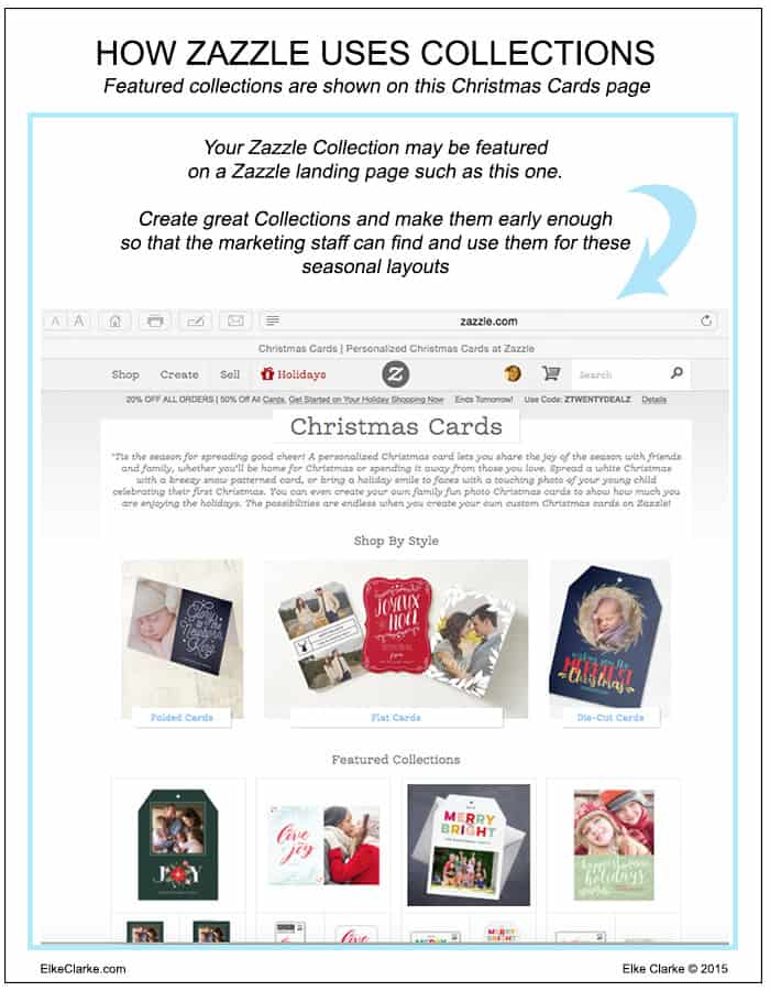 Zazzle-collections-on-featured-pages