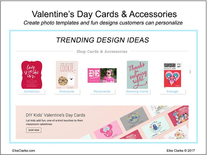 Valentine's Day Cards and Accessories on Zazzle Find Trending Design Ideas