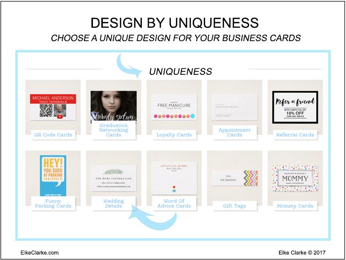 Design A Unique Business Card on Zazzle