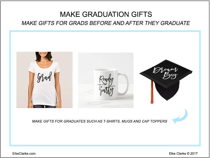 Make Graduation Gifts