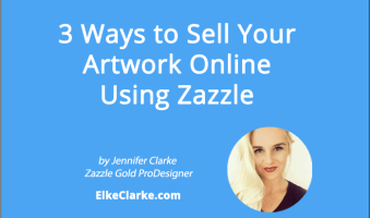3 Ways to Sell Your Artwork Online Using Zazzle