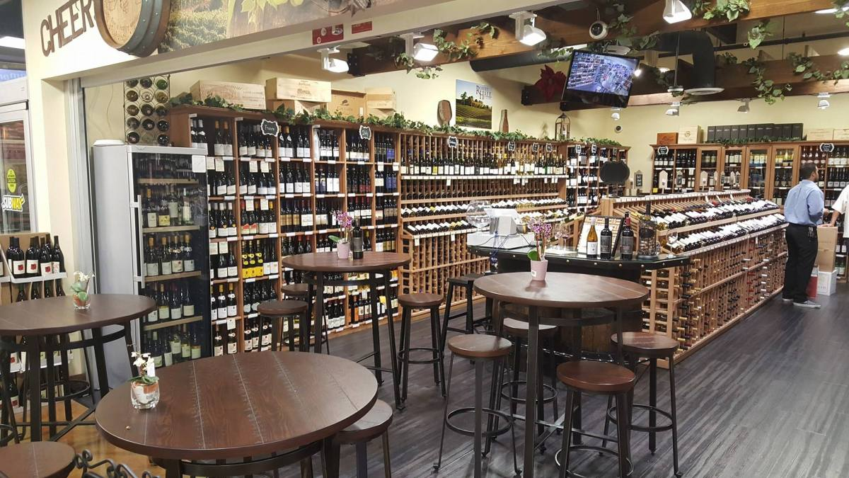 Sheldon Wine Shop
