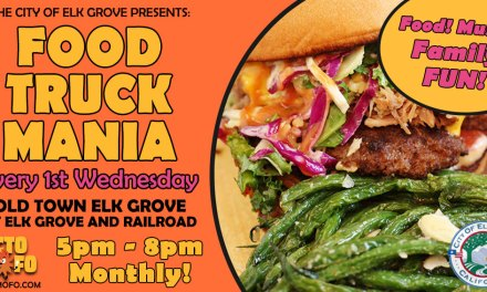 Food Truck Mania in Old Town Elk Grove