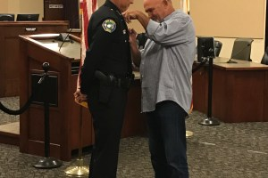 Chief Noblett Sworn in as New Elk Grove Chief of Police