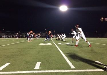 Halftime High School Football Scores