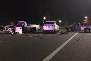 Four Way Collision – Driver Dies After Taser