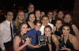 Spamalot Cast of Musical Mayhem Productions Wins Elly Award